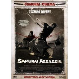 Samurai assassin (Uncut)