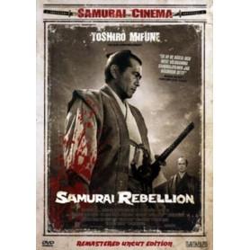Samurai rebellion (Uncut)