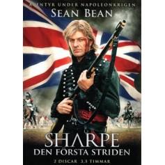 Sharpe - Den första striden (2-disc)