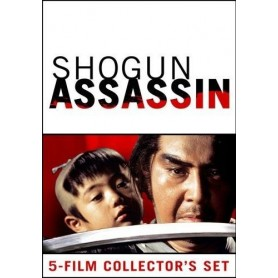 Shogun Assassin - 5 Film Collector's Set (Collector's Edition) (Import)