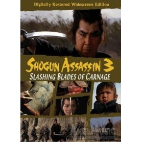 Shogun Assassin 3 - Slashing Blades Of Carnage (Collector's Edition) (Import)