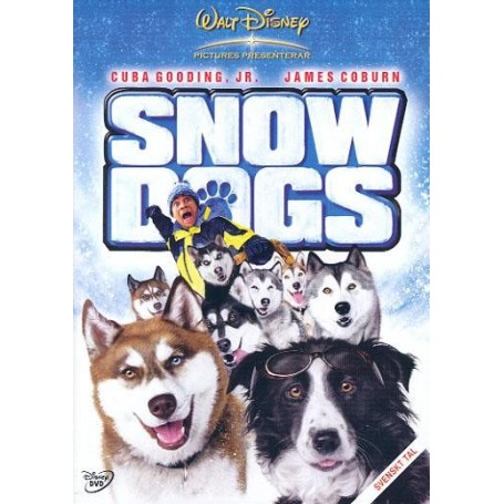snow dogs full movie 2002