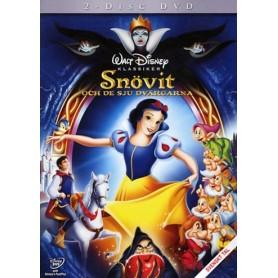 Snövit och de sju dvärgarna - Specialutgåva (2-disc)