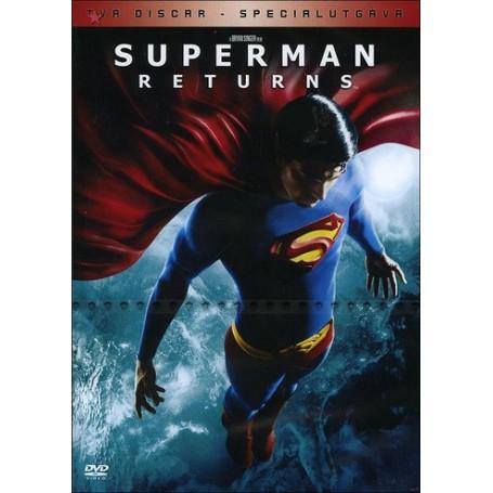 Superman returns (2-disc)