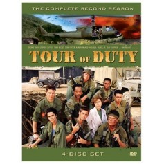 Tour of Duty - Säsong 2 (4-disc) (Import)
