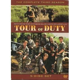 Tour of Duty - Säsong 3 (5-disc) (Import)