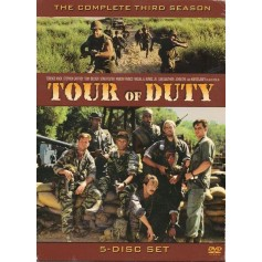 Tour of Duty - Säsong 3 (5-disc) (Import)