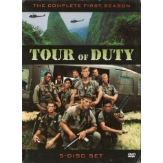 Tour of Duty - Säsong 1 (5-disc) (Import)