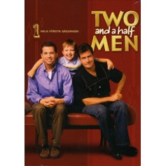 Two and a half men - Säsong 1 (4-disc)