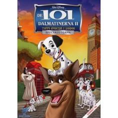De 101 dalmatinerna II