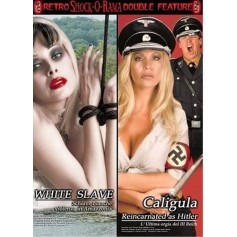 White Slave / Caligula Reincarnated As Hitler (2 Features) (Import)