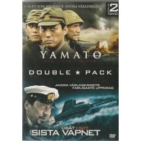 Yamato / Ubåt I-507 Det Sista Vapnet (2-disc)