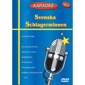 Svenska Schlagerminnen Vol.1 (20 låtar)
