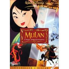 Mulan (2-disc)