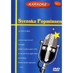 Svenska Popminnen Vol.1