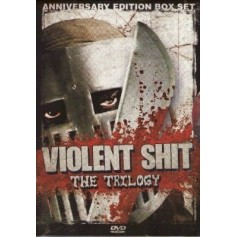 Violent Shit Trilogy - 3-Disc Anniversary Edition Box - UNCUT! (Import)