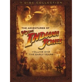 Adventures of Young Indiana Jones Vol 1 (7-disc)