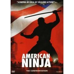 American Ninja - The Confrontation