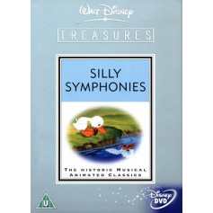 Disney Treasures - Silly symphonies (2-disc) (Import)