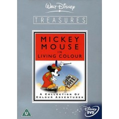 Disney Treasures - Mickey Mouse in living color (2-disc) (Import)
