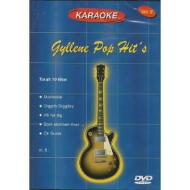 Karaoke - Gyllene Pop hits vol.2
