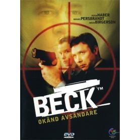 Beck 13 - Okänd Avsändare