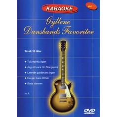 Gyllene Dansbandsfavoriter Vol.1