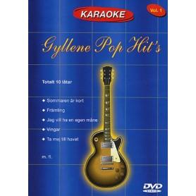 Karaoke - Gyllene Pop hits vol.1