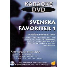 Karaoke - Svenska favoriter 1