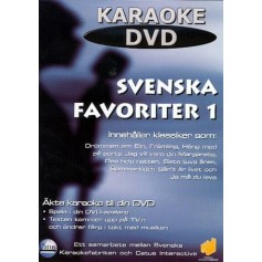 Karaoke - Svenska favoriter 1