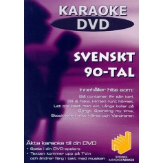 Karaoke - Svenskt 90-Tal