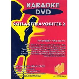 Karaoke - Schlagerfavoriter 2