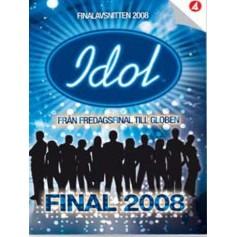 Idol Final 2008 (2-disc)