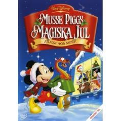 Musse Piggs magiska jul - Julfest hos Musse