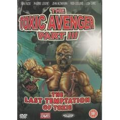 Toxic Avenger Part III (Import)