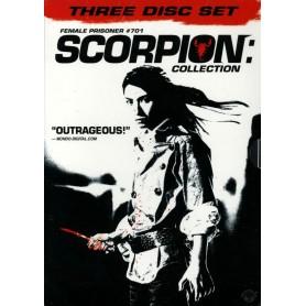 Female Prisoner 701 - Scorpion (Triple Feature Collection) (Import)