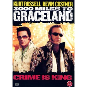 3000 miles to Graceland (Import)