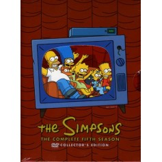 Simpsons - Säsong 5 (4-disc)