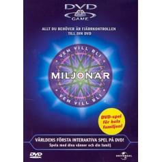 Vem vill bli miljonär (DVD Spel)