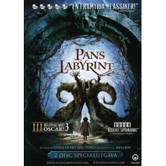 Pan's labyrint (2-disc)