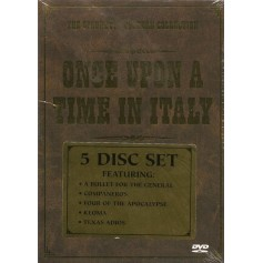 Once upon a time in Italy (5-disc) (Import)