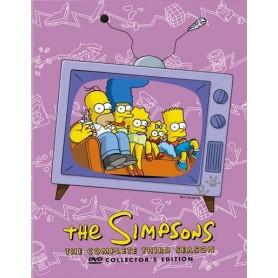 Simpsons - Säsong 3 (4 Disc set)