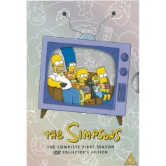 Simpsons - Säsong 1 (3 Disc set)