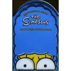 Simpsons - Säsong 7 (MARGE-BOX)