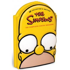 Simpsons - Säsong 6 (HOMER-HUVUD)