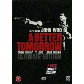 A better tomorrow - Ultimate edition (2-disc Plåtlåda) (Import)