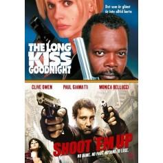 Long Kiss Goodnight / Shoot Em Up (2 disc)