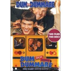 Dum och dummare/Dum och ännu dummare (2-disc)