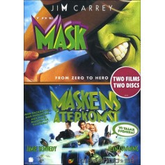 The Mask/Maskens återkomst (2-disc)