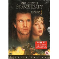 Braveheart - Special Edition (Import) http://www.dvd-shoppen.com/img/l/3.jpg